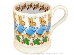 Emma Bridgewater Beatrix Potter Peter Rabbit 1/2 Pint Mug