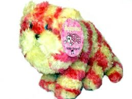 Magical Sparkle Glitter Yawning Bagpuss Soft Toy with Sound