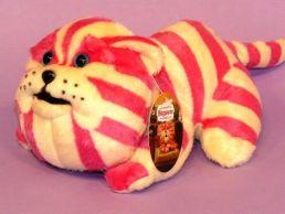 9'' Bagpuss Laying Nostalgic Soft Toy
