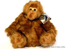 Orangutan Endangered Species 11'' Deluxe Soft Toy
