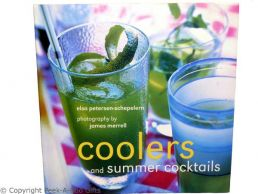 Coolers & Summer Cocktails Book by Elsa Petersen-Schepelern