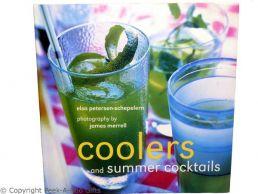 Coolers & Summer Cocktails Book by Elsa Petersen-Schepelern
