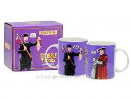 Horrible Histories Terrible Tudors Fine Bone China Boxed Mug
