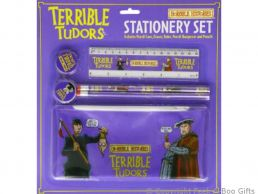 Horrible Histories Terrible Tudors Stationery School Kit