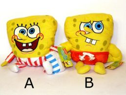 8'' Spongebob Square Pants Soft Toy Assorted Series A2