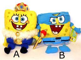 8'' Spongebob Square Pants Soft Toy Assorted Series B2