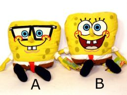 8'' Spongebob Square Pants Soft Toy Assorted Series C2