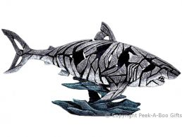 Edge Sculpture Shark Figurine