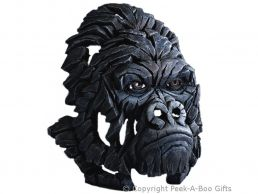 Edge Sculpture Gorilla Bust