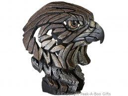 Edge Sculpture Falcon Bust