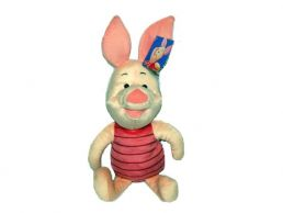 10'' Piglet Disney Winnie the Pooh Soft Toy by Fisher Price