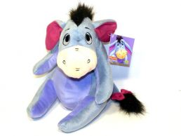 12'' Eeyore Disney Winnie the Pooh Soft Toy by Fisher Price