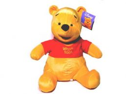 21'' Jumbo Winnie the Pooh Disney Soft Toy by Fisher Price