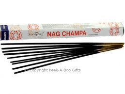 Stamford Nag Champa Scented Incense Stick 20's in Hexagonal Box