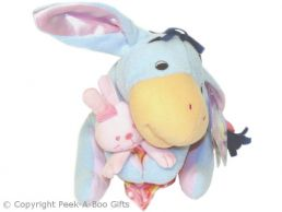 My 1st Eeyore Disney Soft Toy by Fisher Price