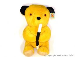 Jumbo Sooty & Friends 60cm Tall Sooty Plush Soft Toy