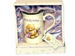 Forever Friends 40th Birthday Gift Mug