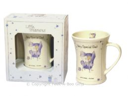 Little Treasures Dad Mug by Annabel Spencely