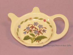 Leonardo Herb Garden Collection Melamine Teabag Tidy-Holder