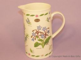 Leonardo Herb Garden Collection Fine China Large Jug