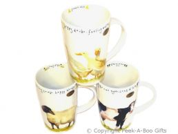 Leonardo Farmyard Collection China Tall Latte Mug Series 2