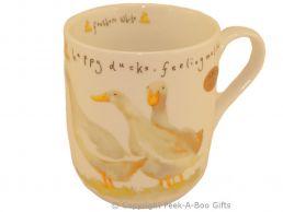 Leonardo Farmyard Collection Fine Bone China Royal Shaped Duck Mug