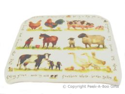 Leonardo Farmyard Collection Melamine Trivet Pot Stand