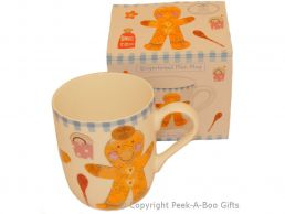 Leonardo Gingerbread Collection Fine Bone China Royal Shaped Mug