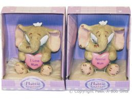 Mum Hattie Elephant Small Figurine