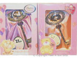 21st Birthday Key in Hattie Elephant or Heartfelt Bear Designs