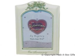 """Our Anniversary Collection Photo Frame 5"""" x 7"""""""