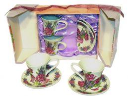 Teaset Tea for 2 English Rose Gift Set