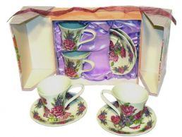 Teaset Tea for 2 English Rose Gift Set