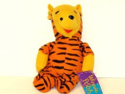 7'' Beanie Winnie the Pooh Dressed as Tigger Disney Soft Toy