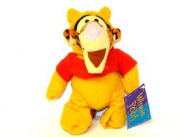 7'' Beanie Tigger Dressed as Pooh Disney Soft Toy
