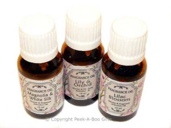 Kimono Essential Fragrance Oil 3 Assorted 15ml Bottle